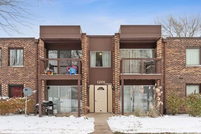 1201 Pleasant Run Drive #305, Wheeling, IL 60090 (MLS #10571713) :: O'Neil Property Group