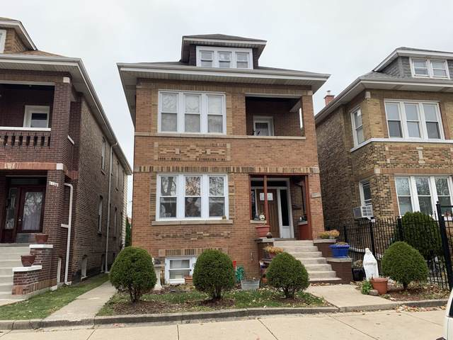 5524 S Fairfield Avenue, Chicago, IL 60629 (MLS #10571853) :: The Perotti Group | Compass Real Estate