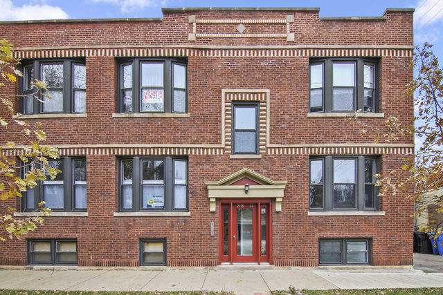 2916 W Berteau Avenue #1, Chicago, IL 60618 (MLS #10571878) :: Ani Real Estate