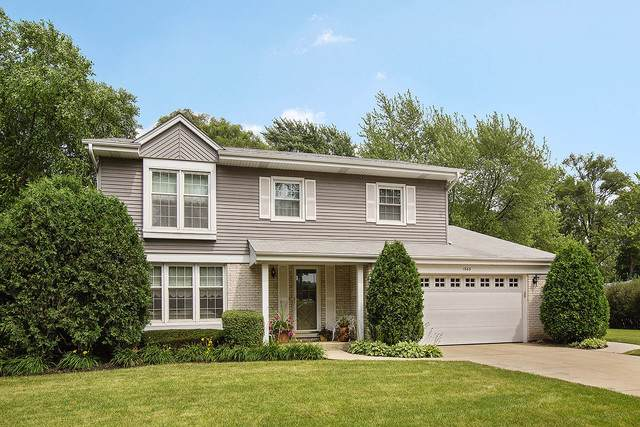 1343 Christina Lane, Northbrook, IL 60062 (MLS #10571885) :: The Spaniak Team