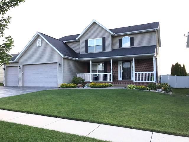 1609 Myra Lane, Bloomington, IL 61704 (MLS #10571967) :: The Perotti Group | Compass Real Estate
