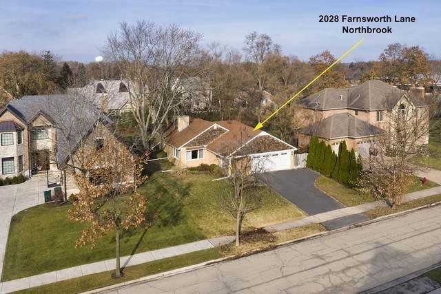 2028 Farnsworth Lane, Northbrook, IL 60062 (MLS #10572114) :: The Mattz Mega Group