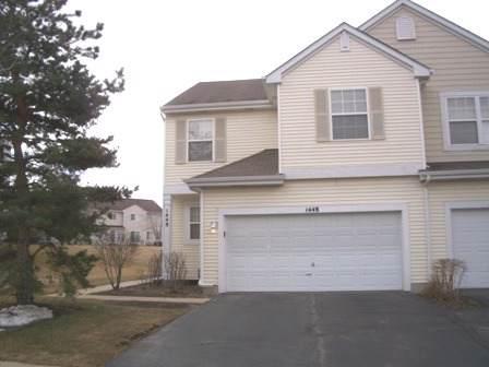 1448 Meadowsedge Lane, Carpentersville, IL 60110 (MLS #10572179) :: The Mattz Mega Group