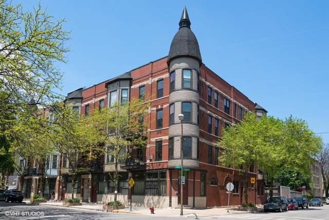 1500 W Ohio Street #1, Chicago, IL 60642 (MLS #10572190) :: Property Consultants Realty