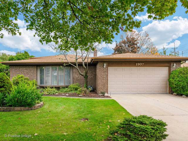 1907 N Pinetree Drive, Arlington Heights, IL 60004 (MLS #10572209) :: Century 21 Affiliated