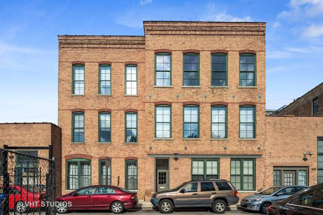 1237 N Honore Street 3S, Chicago, IL 60622 (MLS #10572232) :: Property Consultants Realty