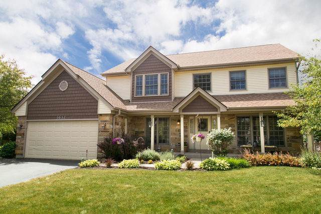 1632 Durham Court, Crystal Lake, IL 60014 (MLS #10572448) :: Property Consultants Realty