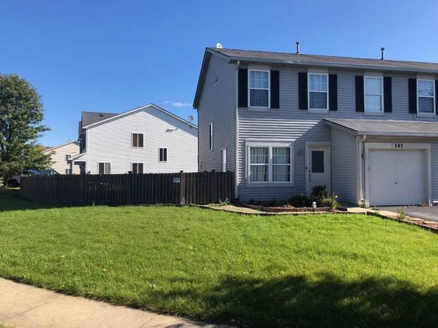 307 Richmond Drive, Romeoville, IL 60446 (MLS #10572467) :: Angela Walker Homes Real Estate Group