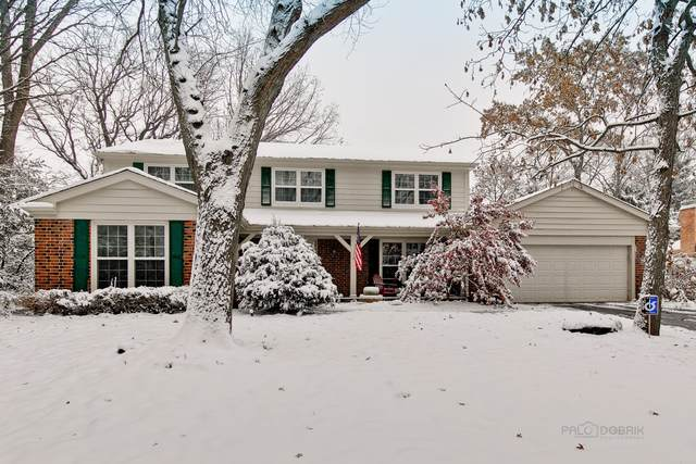 1260 Grove Court, Lake Forest, IL 60045 (MLS #10572472) :: The Dena Furlow Team - Keller Williams Realty