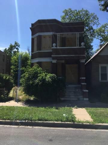 6544 S Loomis Boulevard, Chicago, IL 60636 (MLS #10572517) :: The Dena Furlow Team - Keller Williams Realty
