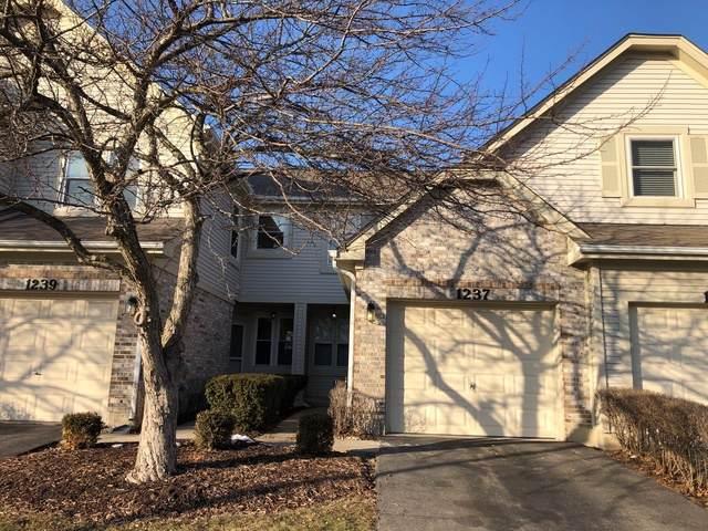 1237 Tennyson Lane, Naperville, IL 60540 (MLS #10572526) :: Century 21 Affiliated
