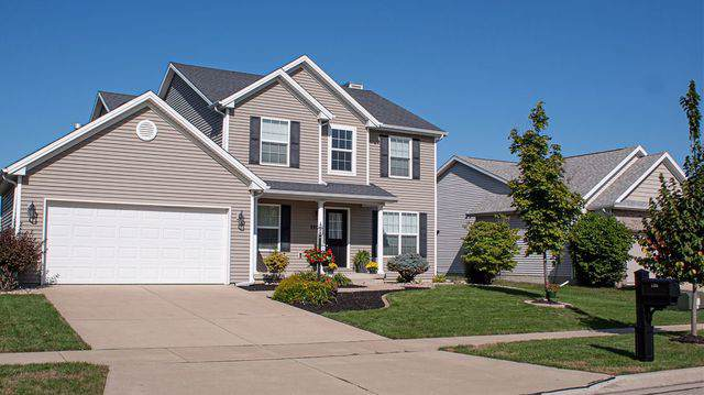 1203 Fieldstone Drive, Savoy, IL 61874 (MLS #10572536) :: Property Consultants Realty