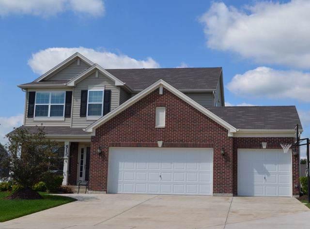 612 Flanagan Drive, Minooka, IL 60447 (MLS #10572549) :: Ani Real Estate