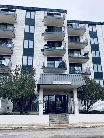 9078 W Heathwood Drive 3J, Niles, IL 60714 (MLS #10572565) :: The Perotti Group | Compass Real Estate