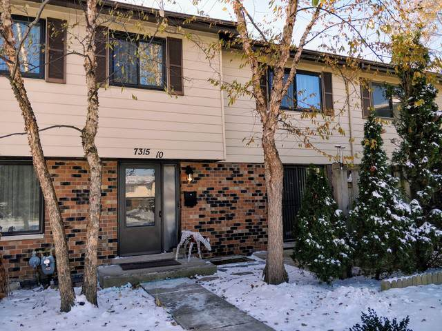 7315 Winthrop Way #10, Downers Grove, IL 60516 (MLS #10572582) :: The Mattz Mega Group