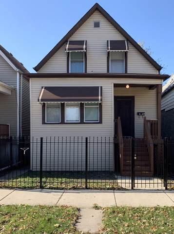 7212 S Honore Street, Chicago, IL 60636 (MLS #10572632) :: The Dena Furlow Team - Keller Williams Realty