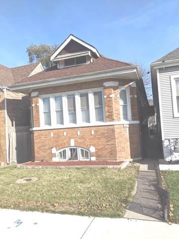 7257 S Artesian Avenue, Chicago, IL 60629 (MLS #10572635) :: Suburban Life Realty