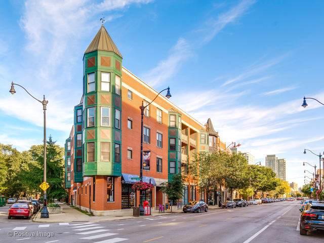 845 W Altgeld Street 2A, Chicago, IL 60614 (MLS #10572684) :: The Mattz Mega Group