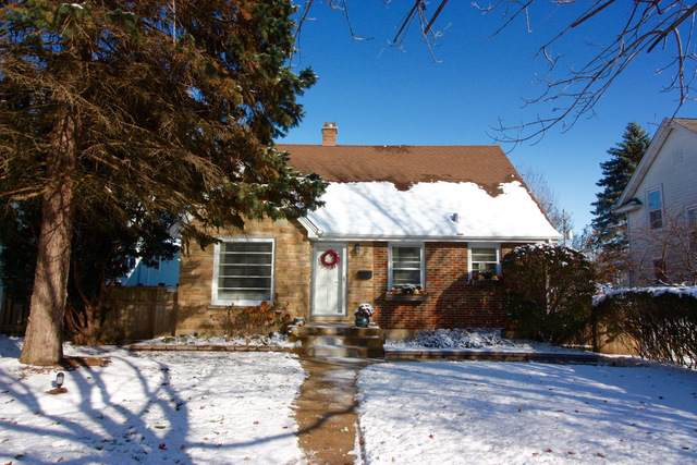 210 S Columbia Street, Naperville, IL 60540 (MLS #10572685) :: The Mattz Mega Group