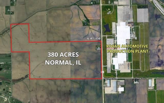 419 N Mitsubishi Mtwy Parkway, Bloomington, IL 61705 (MLS #10572712) :: Angela Walker Homes Real Estate Group