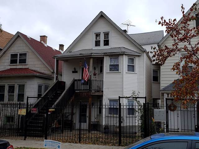 4019 N Bernard Street, Chicago, IL 60618 (MLS #10572722) :: Ani Real Estate