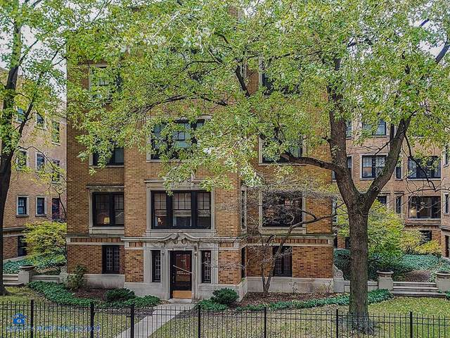 710 W Gordon Terrace C, Chicago, IL 60613 (MLS #10572764) :: John Lyons Real Estate