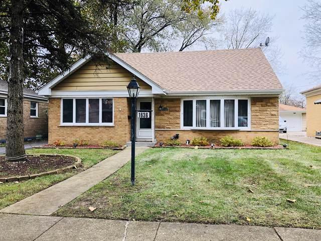 1636 Mandel Avenue, Westchester, IL 60154 (MLS #10572765) :: Helen Oliveri Real Estate