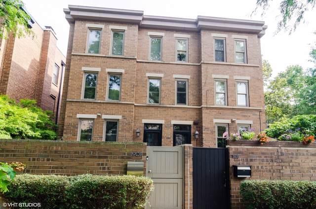 1901 N Cleveland Avenue C, Chicago, IL 60614 (MLS #10572768) :: Helen Oliveri Real Estate