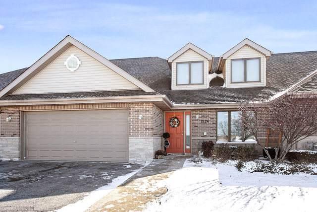 2126 Sky Harbor Drive, New Lenox, IL 60451 (MLS #10572778) :: Helen Oliveri Real Estate