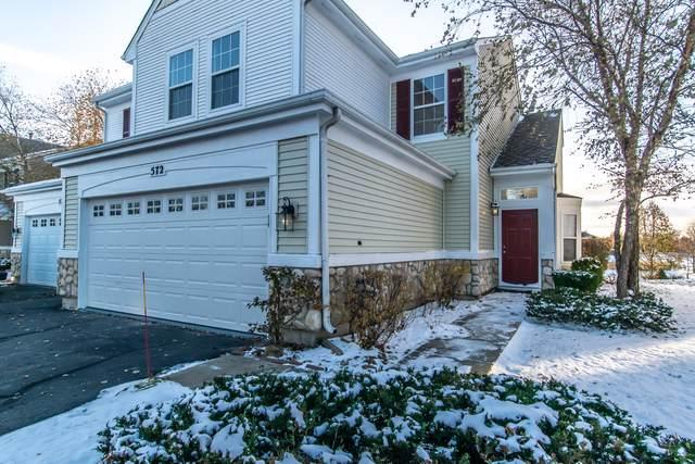 572 Pinebrook Drive, Bolingbrook, IL 60490 (MLS #10572782) :: Helen Oliveri Real Estate