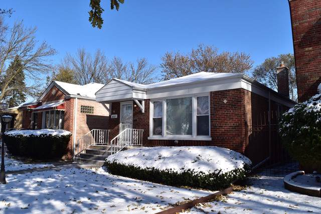 8107 S Campbell Avenue, Chicago, IL 60652 (MLS #10572805) :: The Wexler Group at Keller Williams Preferred Realty