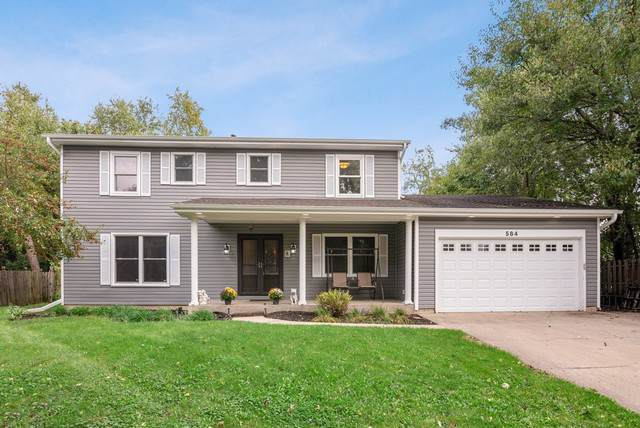 584 Green Oaks Drive, Crystal Lake, IL 60014 (MLS #10572806) :: The Perotti Group | Compass Real Estate