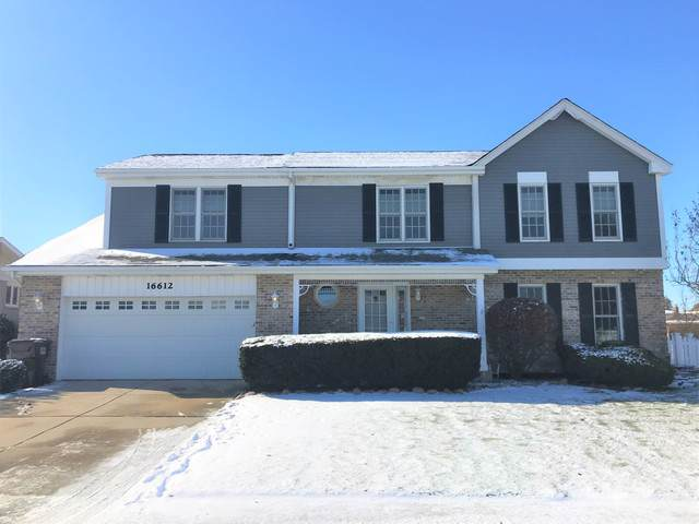 16612 Henry Lane, Tinley Park, IL 60477 (MLS #10572827) :: The Wexler Group at Keller Williams Preferred Realty