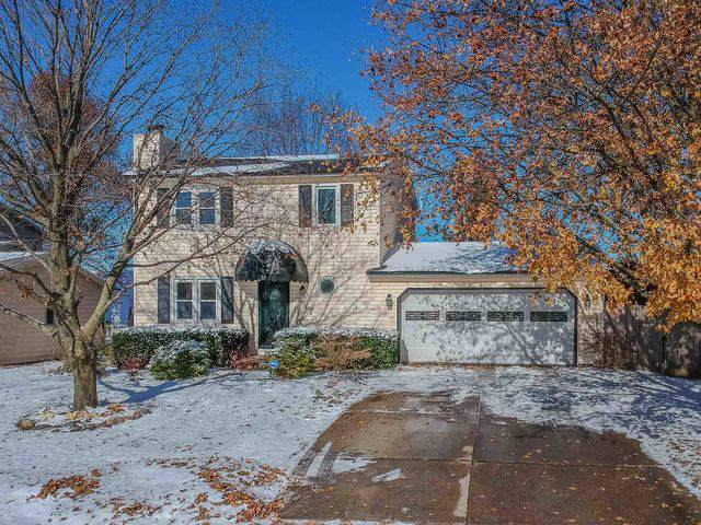 1304 Clover Lane, Normal, IL 61761 (MLS #10572833) :: The Perotti Group | Compass Real Estate