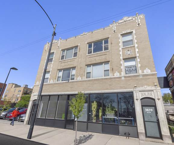 3839 N Western Avenue #302, Chicago, IL 60618 (MLS #10572842) :: Property Consultants Realty