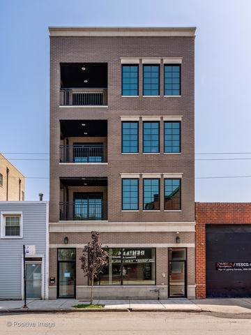 2309 W Belmont Avenue #2, Chicago, IL 60618 (MLS #10572877) :: Property Consultants Realty