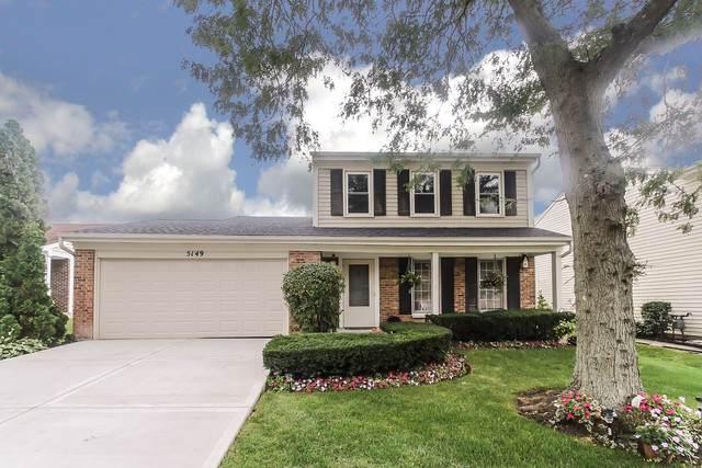 5149 Kingston Drive, Hoffman Estates, IL 60010 (MLS #10572923) :: Baz Realty Network | Keller Williams Elite