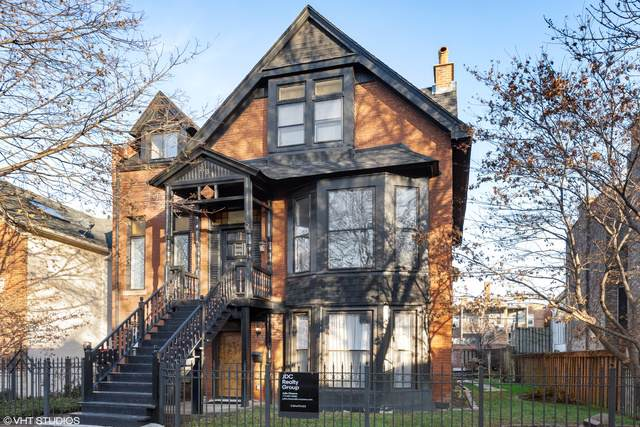 831 S Claremont Avenue, Chicago, IL 60612 (MLS #10572948) :: The Mattz Mega Group