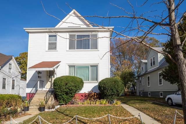 1329 Oakton Street, Evanston, IL 60202 (MLS #10573008) :: Property Consultants Realty
