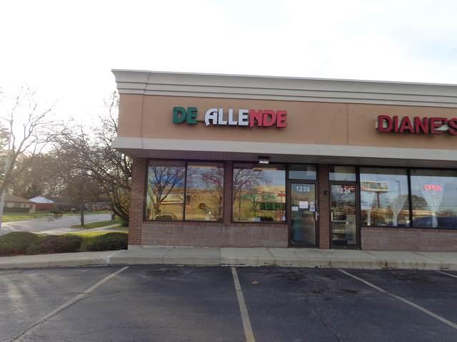 1238 Highland Avenue, Lombard, IL 60148 (MLS #10573031) :: Lewke Partners