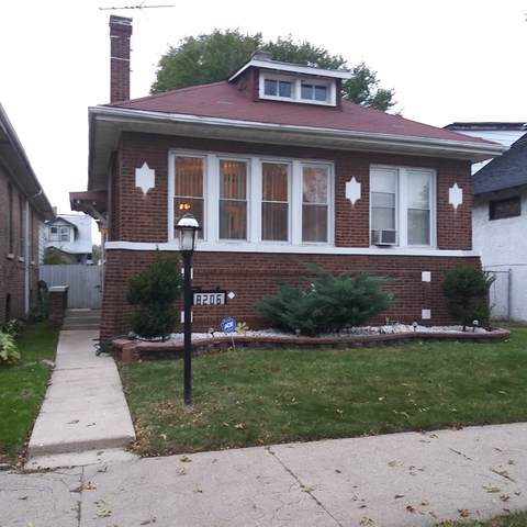 8206 S Harper Avenue, Chicago, IL 60619 (MLS #10573065) :: Lewke Partners