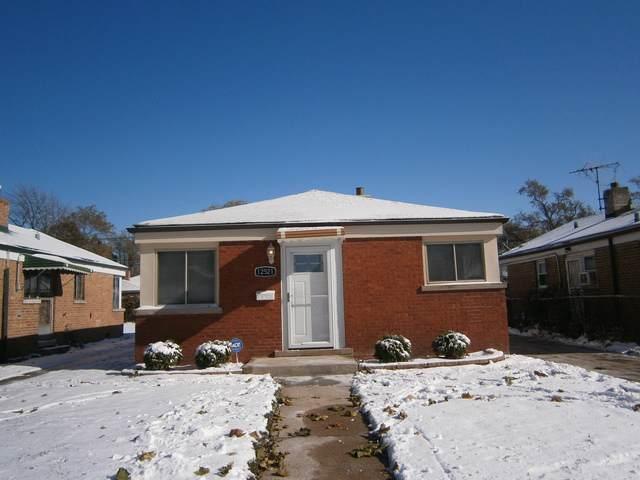 12521 S Ada Street, Calumet Park, IL 60827 (MLS #10573102) :: Lewke Partners