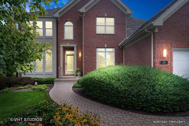 1541 N Pendelton Court, Palatine, IL 60067 (MLS #10573189) :: Baz Realty Network | Keller Williams Elite