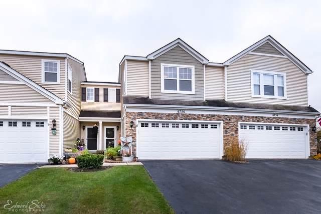 6756 Slate Drive, Carpentersville, IL 60110 (MLS #10573231) :: Property Consultants Realty