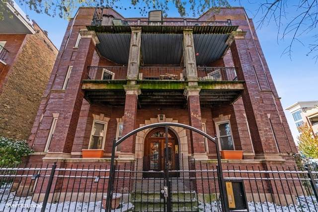 4436 N Clifton Avenue 3N, Chicago, IL 60640 (MLS #10573350) :: John Lyons Real Estate