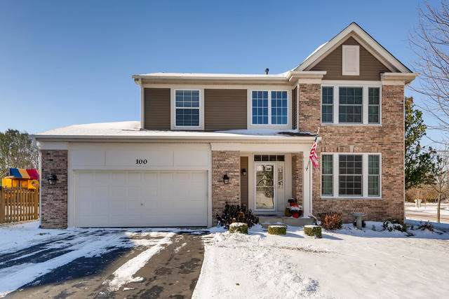 100 Augusta Lane, Cary, IL 60013 (MLS #10573360) :: Touchstone Group