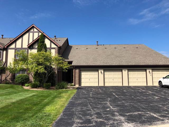 406 Ramblewood Drive D, Glen Ellyn, IL 60137 (MLS #10573508) :: Baz Realty Network | Keller Williams Elite