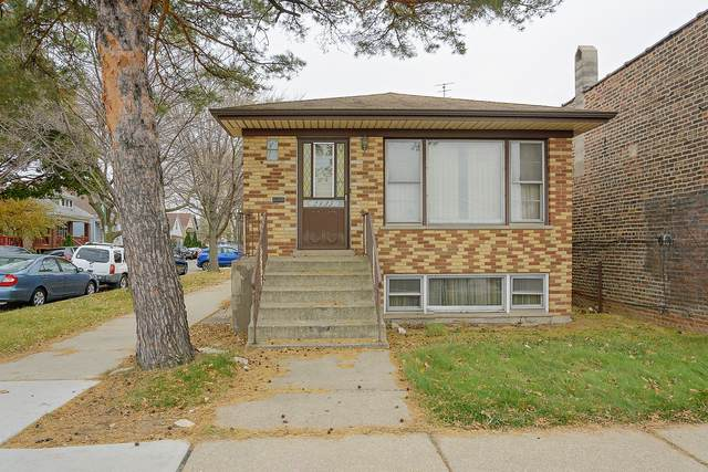 2835 W 51st Street, Chicago, IL 60632 (MLS #10573520) :: The Perotti Group | Compass Real Estate