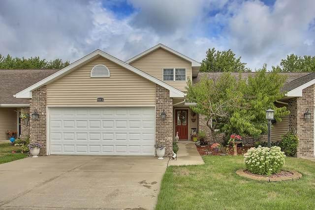 900 Kara Avenue A, ST. JOSEPH, IL 61873 (MLS #10573539) :: Ryan Dallas Real Estate