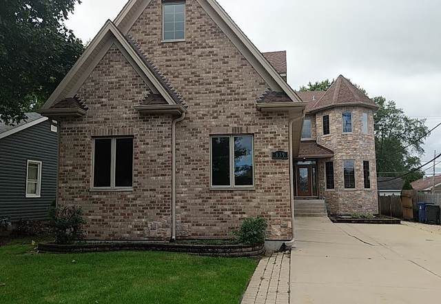 839 N Loomis Street, Naperville, IL 60563 (MLS #10573580) :: O'Neil Property Group